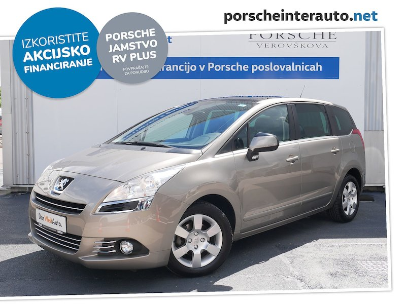 Peugeot 5008 Premium 1.6 HDi FAP - VL. KLJUKA -SLOVENSKO VOZILO