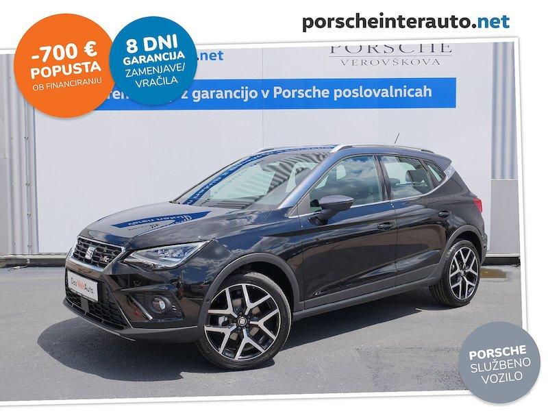 Seat Arona 1.5 TSI FR DSG - SLOVENSKO VOZILO