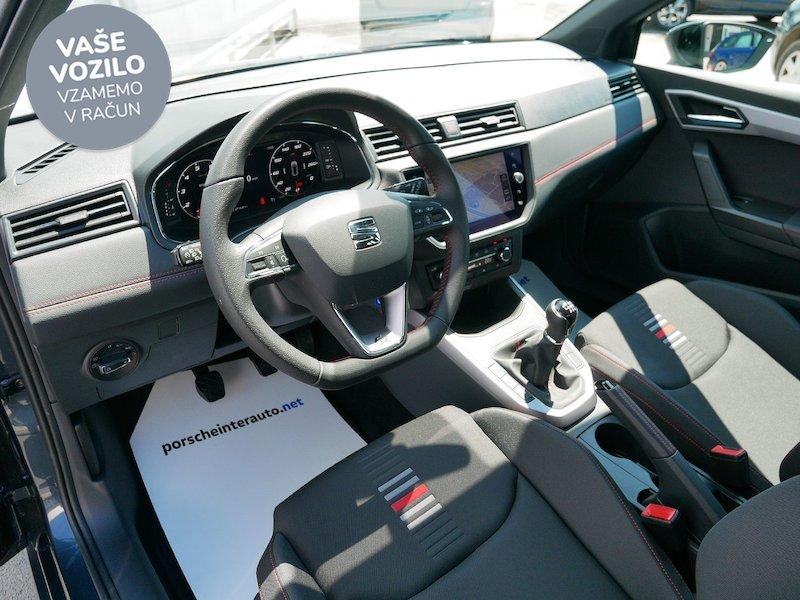 Seat Arona 1.0 TSI FR - SLOVENSKO VOZILO11