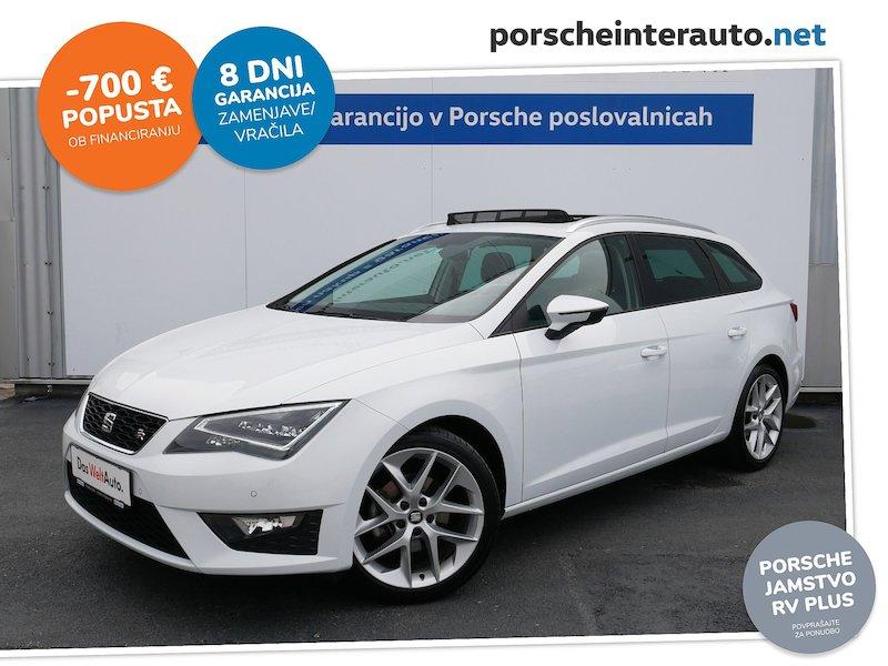 Seat Leon 2.0 TDI FR Start Stop - SLOVENSKO VOZILO