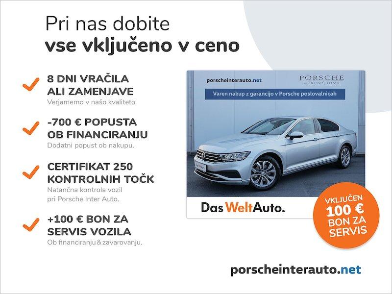 Volkswagen Passat 2.0 TDI BMT SCR Business - NOVI MODEL - SLO2