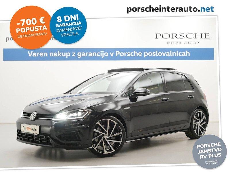 Volkswagen Golf 2.0 R 4motion BMT DSG1