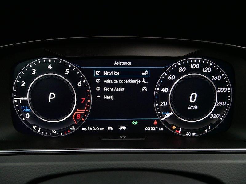 Volkswagen Golf 2.0 R 4motion BMT DSG15