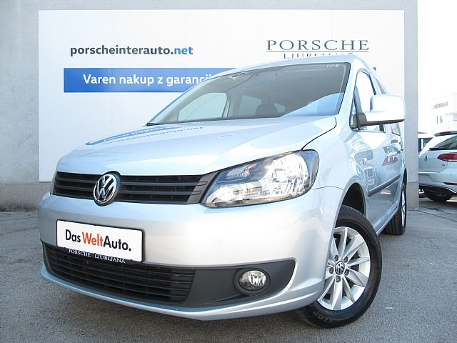 Volkswagen Caddy 1.6 TDI 4YOU