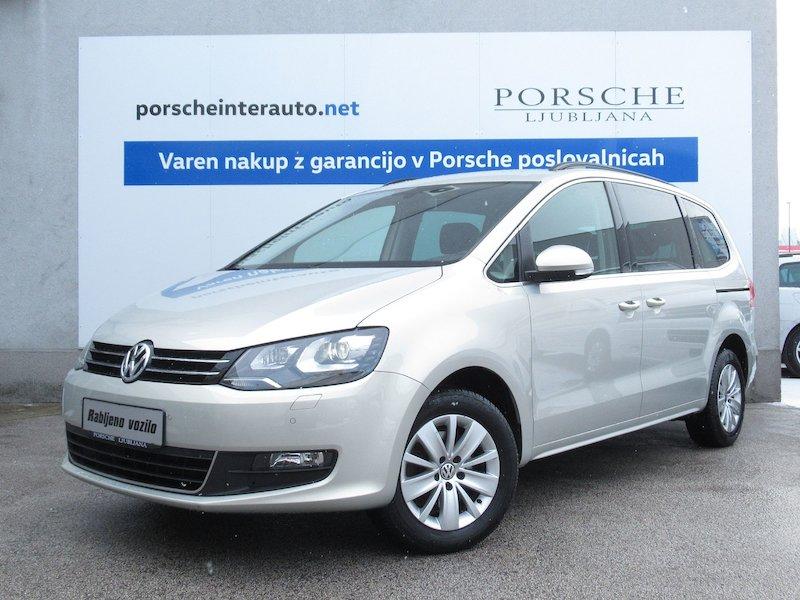 Volkswagen Sharan 2.0 TDI BlueMotion Technology Comfortline