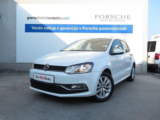 Volkswagen Polo 1.2 TSI BMT Comfort Edition