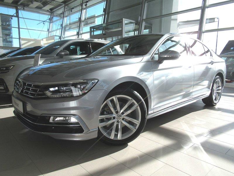 Volkswagen Passat 2.0 TDI BMT R-Line Edition