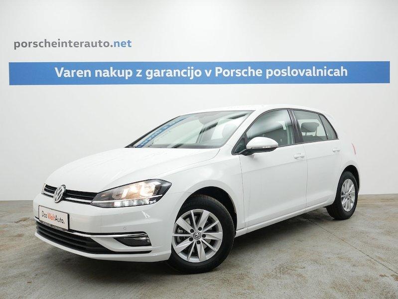 Volkswagen Golf 1.6 TDI BMT Comfortline DSG