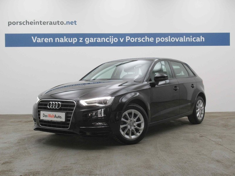Audi A3 1.6 TDI clean diesel Attraction