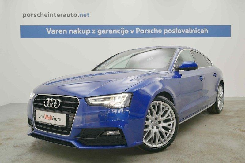 Audi A5 Sportback 2.0 TDI clean diesel S-line