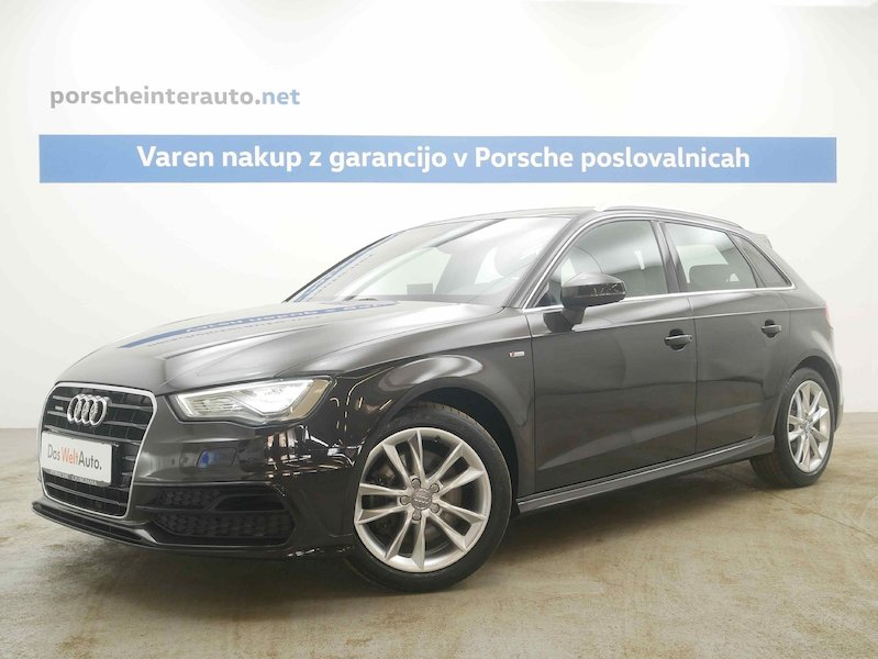 Audi A3 quattro 2.0 TDI clean diesel S-tronic S-Line