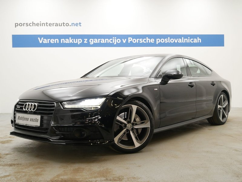 Audi A7 Sportback 3.0 TDI clean diesel quattro Tiptronic