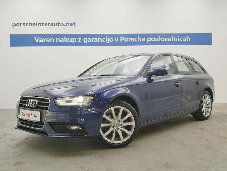 Audi A4 Avant quattro 2.0 TDI clean diesel