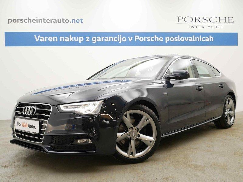 Audi A5 Sportback quattro 2.0 TDI S-tronic S-line