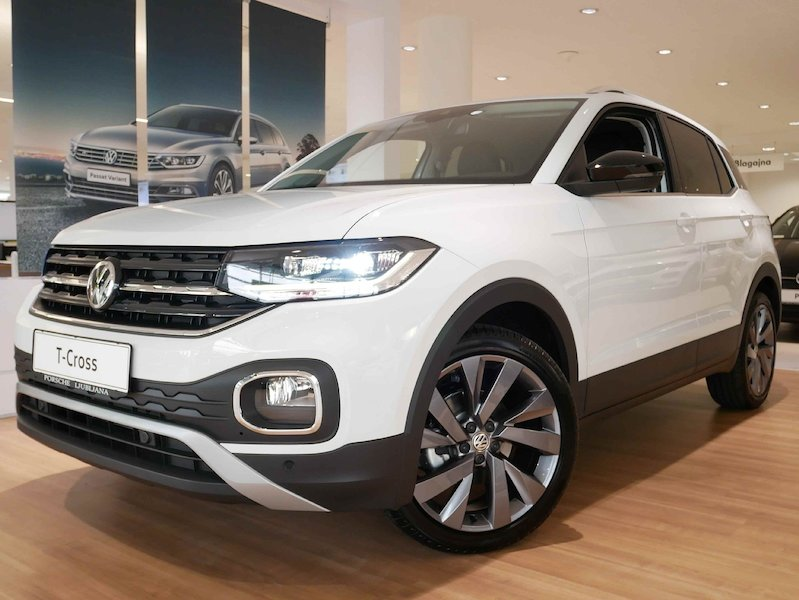 Volkswagen T-Cross 1.0 TSI 1st Edition