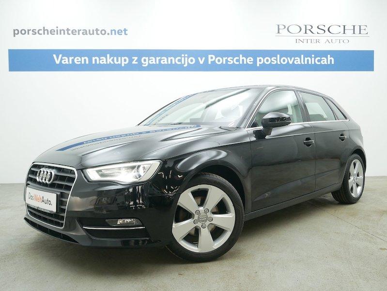 Audi A3 Sportback 1.6 TDI clean diesel Ambition