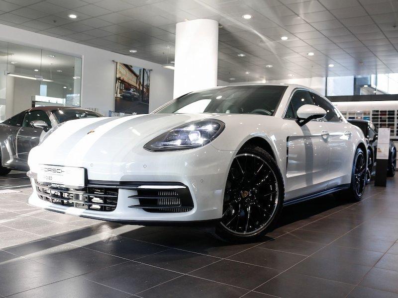 Porsche Panamera 4S Diesel SLOVENSKO VOZILO