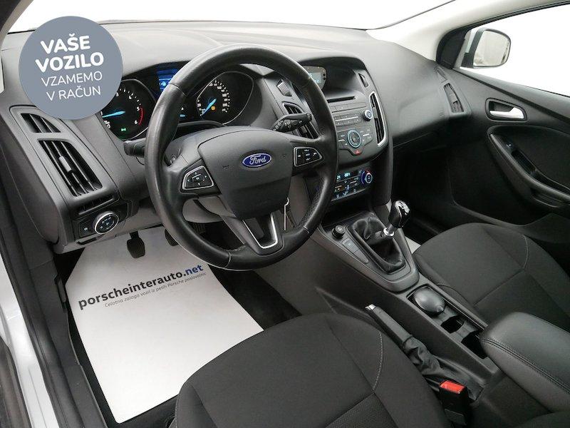 Ford Focus Karavan 1.5 TDCi Trend SLOVENSKO VOZILO11