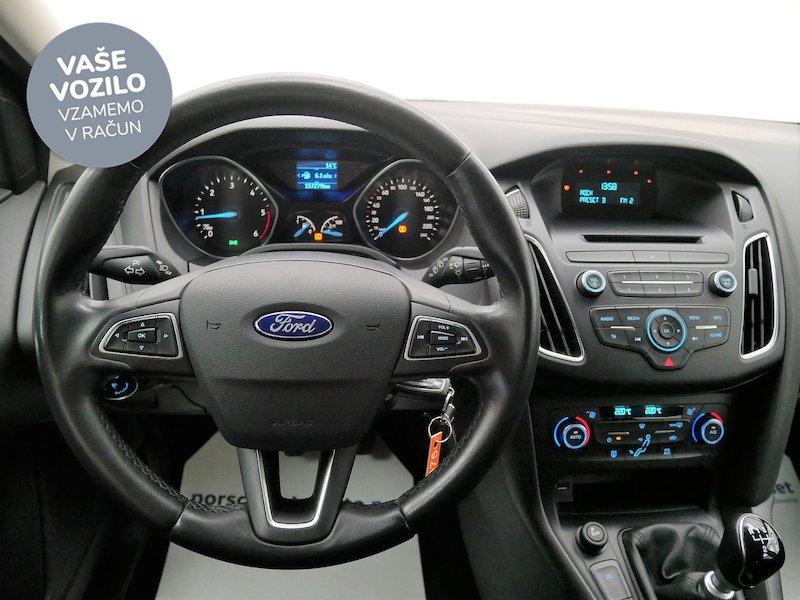 Ford Focus Karavan 1.5 TDCi Trend SLOVENSKO VOZILO14