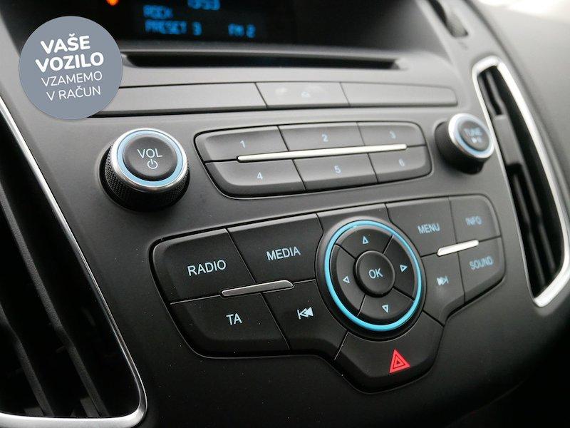Ford Focus Karavan 1.5 TDCi Trend SLOVENSKO VOZILO17
