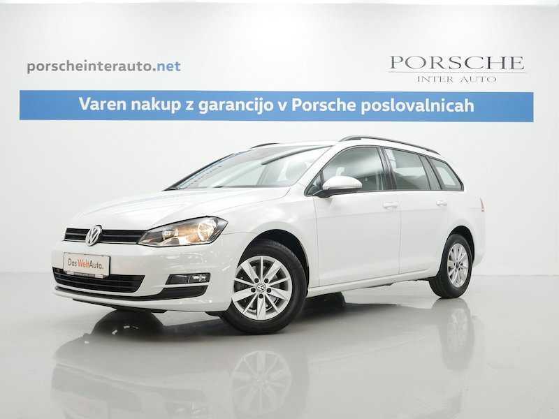 Volkswagen Golf Variant 1.6 TDI Comfortline SLOVENSKO VOZILO