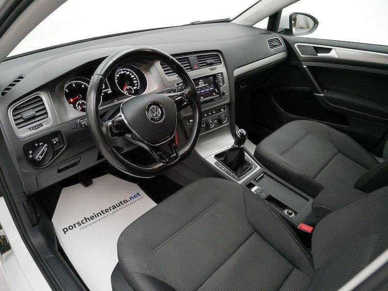 Volkswagen Golf Variant 1.6 TDI Comfortline SLOVENSKO VOZILO9