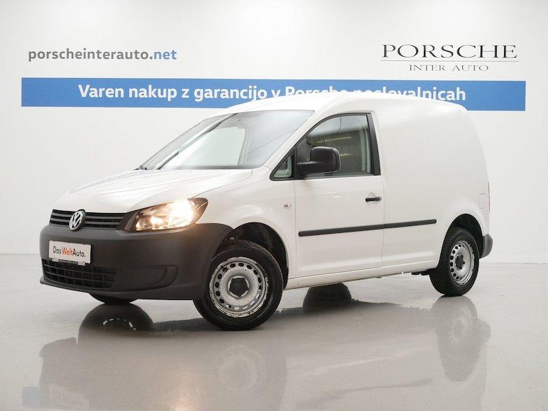 Volkswagen Caddy 1.6 TDI SLOVENSKO VOZILO