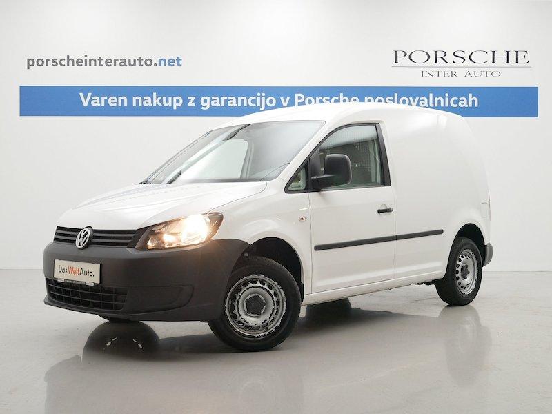 Volkswagen Caddy furgon 1.6 TDI SLOVENSKO VOZILO