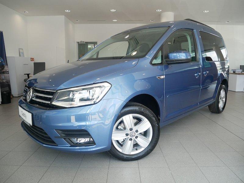 Volkswagen Caddy 2.0 TDI 4 Family Comfortline