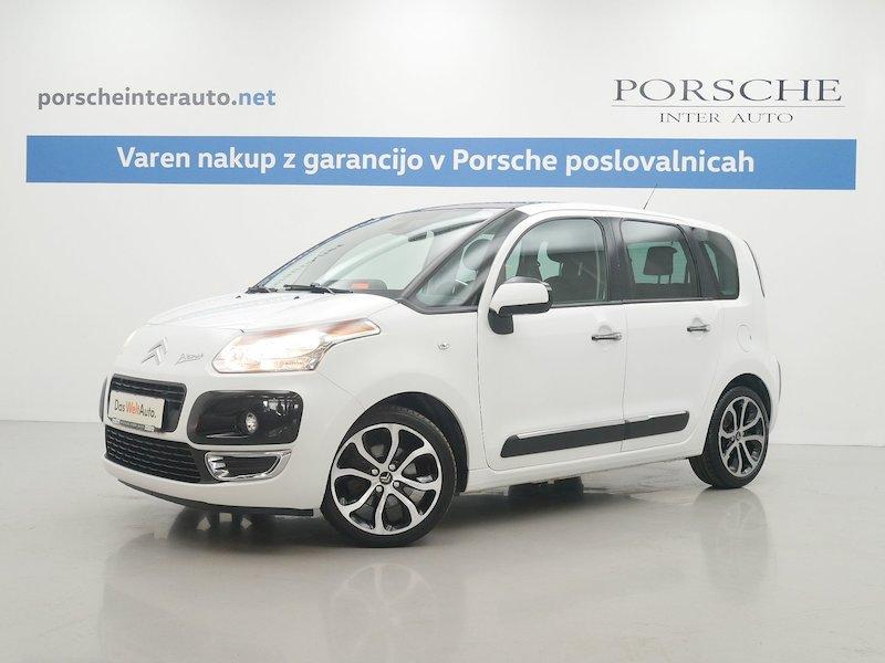 Citroën C3 Picasso VTi 120 Exclusive SLOVENSKO VOZILO