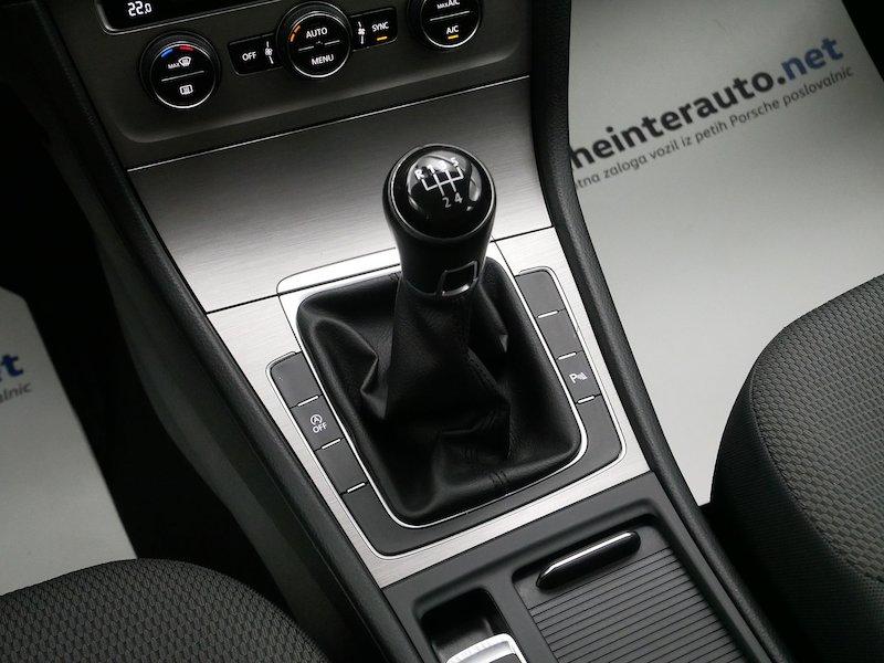 Volkswagen Golf Variant 1.6 TDI BMT Comfortline SLOVENSKO VOZILO17