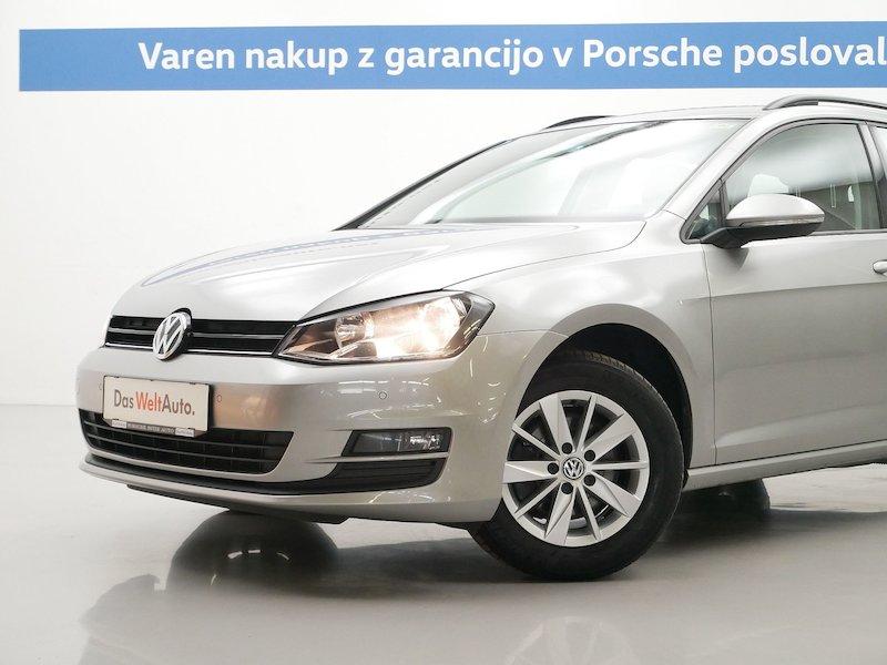 Volkswagen Golf Variant 1.6 TDI BMT Comfortline SLOVENSKO VOZILO5