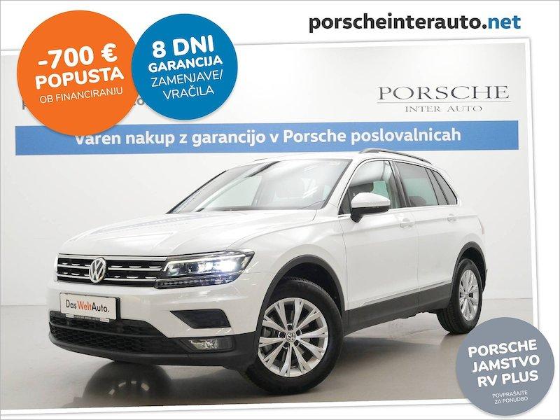Volkswagen Tiguan 1.5 TSI ACT BMT Comfort Edition SLOVENSKO VOZILO