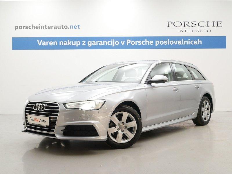 Audi A6 Avant 2.0 TDI ultra Business SLOVENSKO VOZILO
