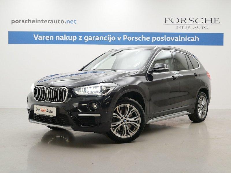 BMW serija X1 xDrive20d xLine SLOVENSKO VOZILO