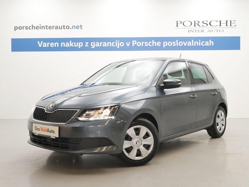 Škoda Fabia 1.4 TDI Ambition