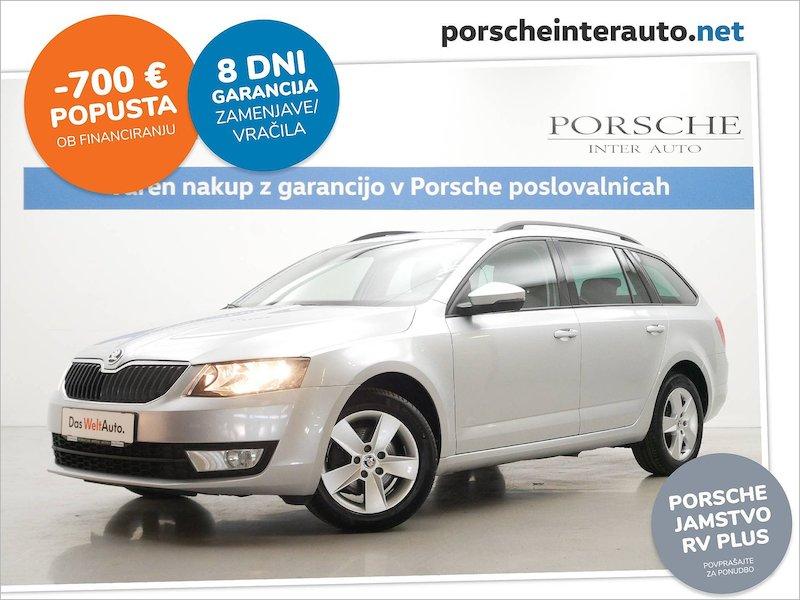 Škoda Octavia Combi 2.0 TDI Family SLO VOZILO