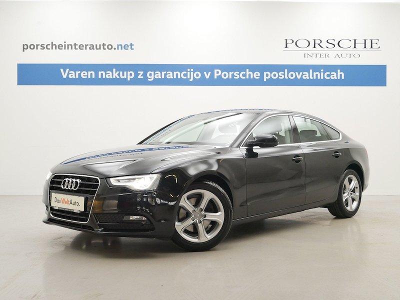 Audi A5 Sportback 2.0 TDI Business Multitronic SLO VOZILO