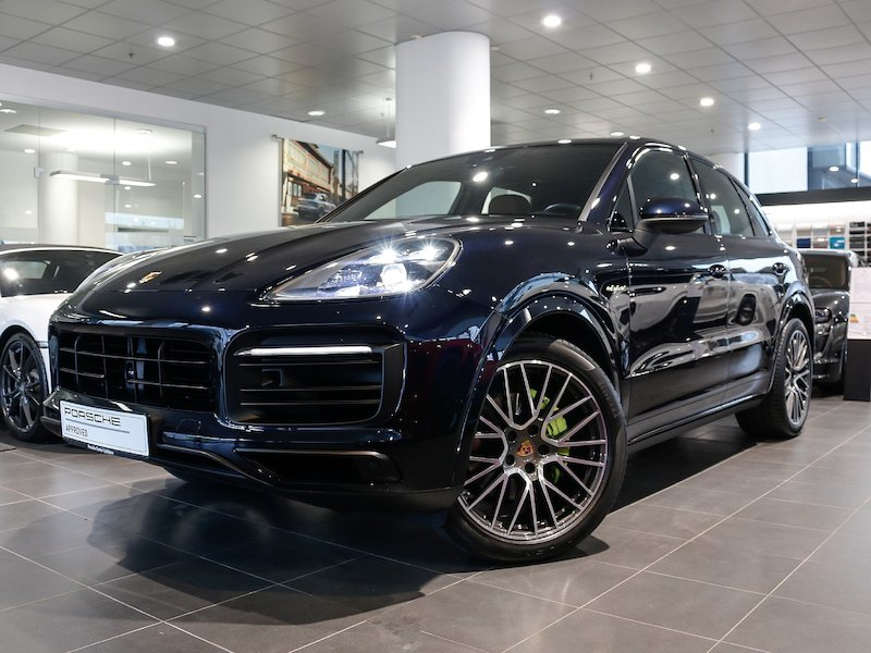 Porsche Cayenne E-Hybrid SLOVENSKO VOZILO