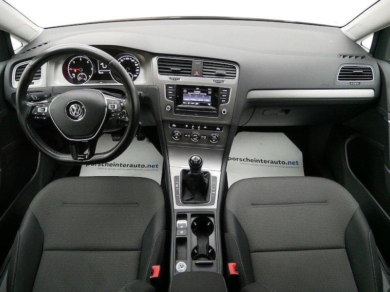 Volkswagen Golf Variant 1.6 TDI BMT Comfortline SLOVENSKO VOZILO11