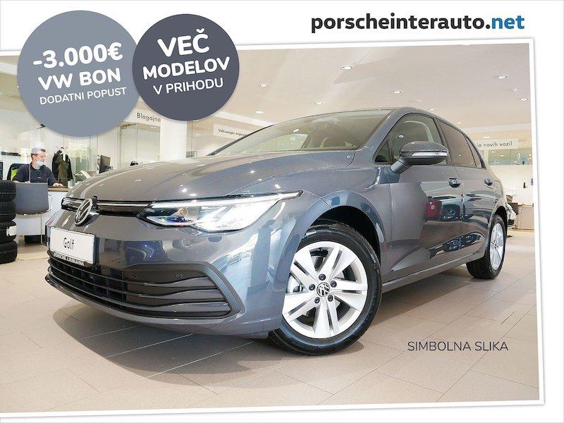 Volkswagen Golf 1.0 TSI - NOVI MODEL AKCIJA