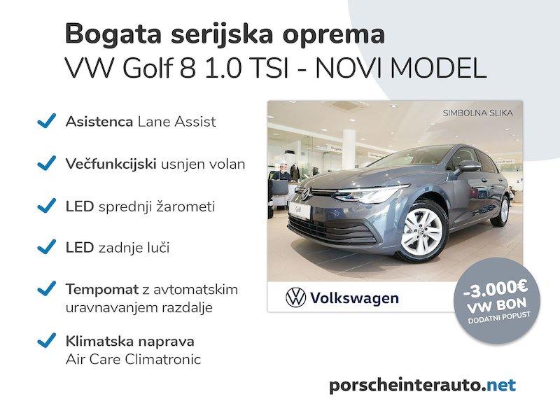 Volkswagen Golf 1.0 TSI - NOVI MODEL AKCIJA2