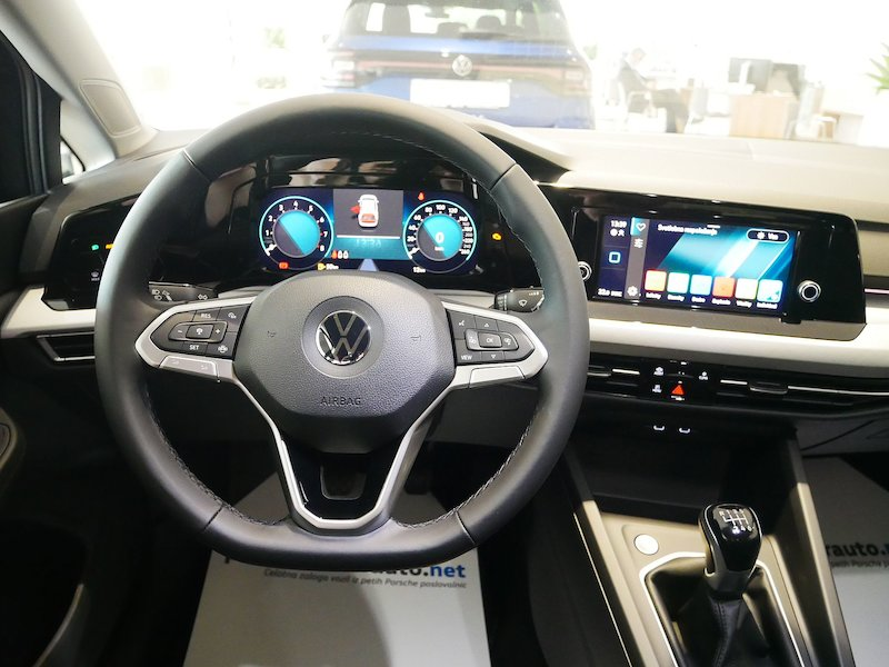 Volkswagen Golf 1.0 TSI - NOVI MODEL AKCIJA12
