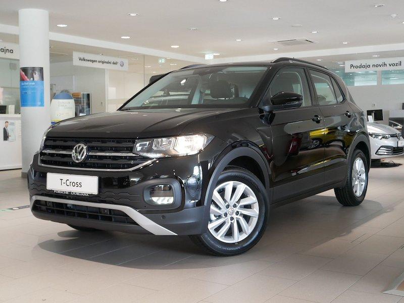 Volkswagen T-Cross 1.0 TSI BMT