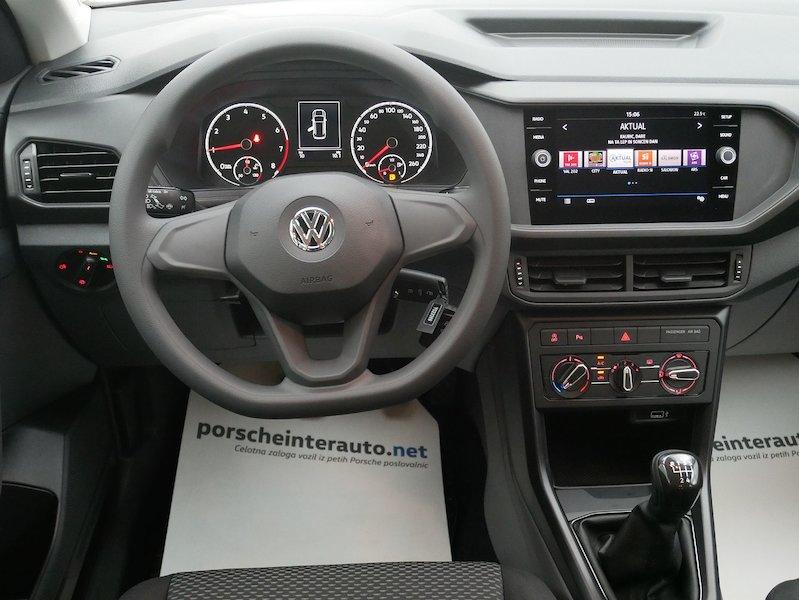 Volkswagen T-Cross 1.0 TSI BMT12