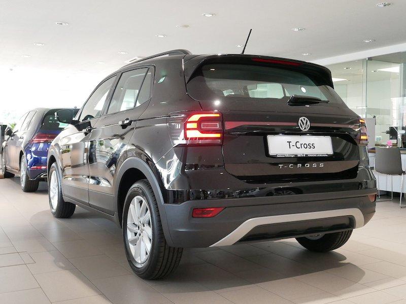 Volkswagen T-Cross 1.0 TSI BMT4