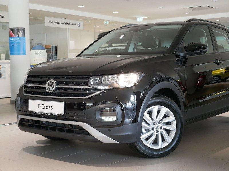 Volkswagen T-Cross 1.0 TSI BMT5