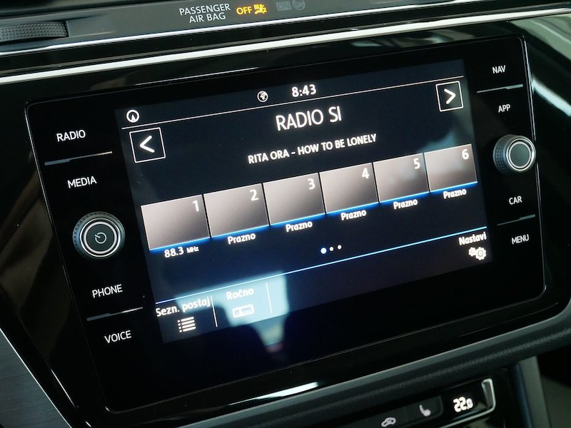 Volkswagen Touran 1.5 TSI BMT Family16