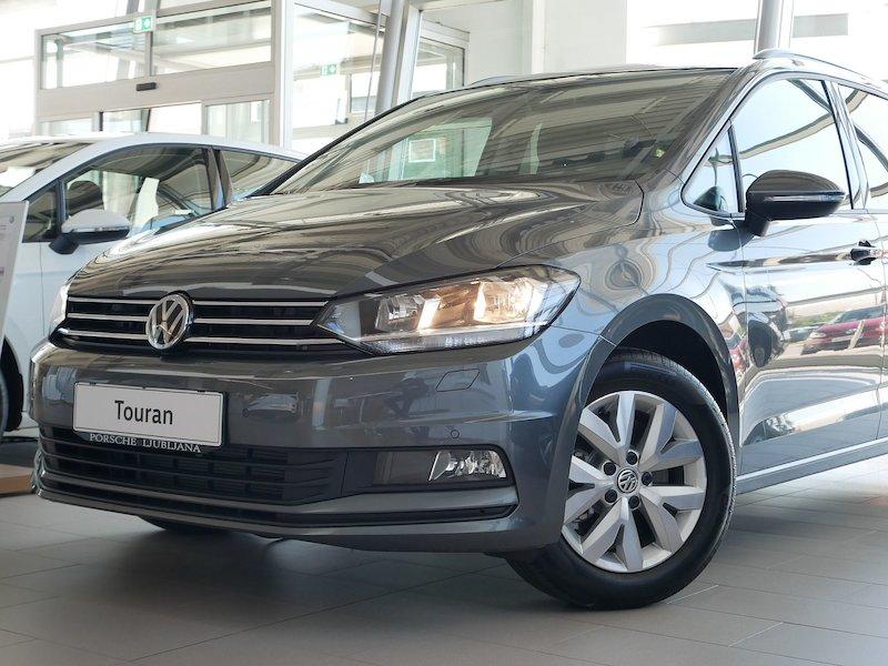 Volkswagen Touran 1.5 TSI BMT Family5