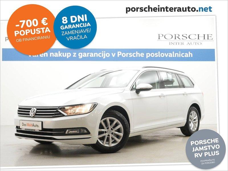 Volkswagen Passat Variant 2.0 TDI Comfortline - SLOVENSKO VOZILO1